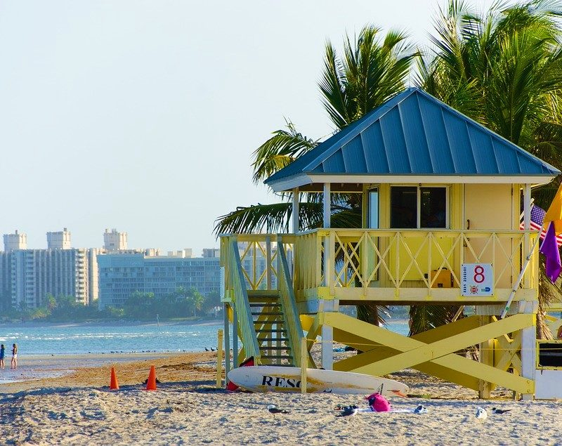 Miami e cruzeiro às Bahamas