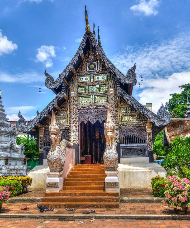 Banguecoque e Ilhas Phi Phi - chiang-mai-back